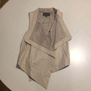 PJK Patterson J Kincaid leather vest
